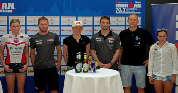 IRONMAN 70.3 EM in Wiesbaden: Pre-Race Highlights