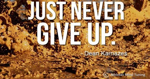 Winner's Mind: Niemals aufgeben!