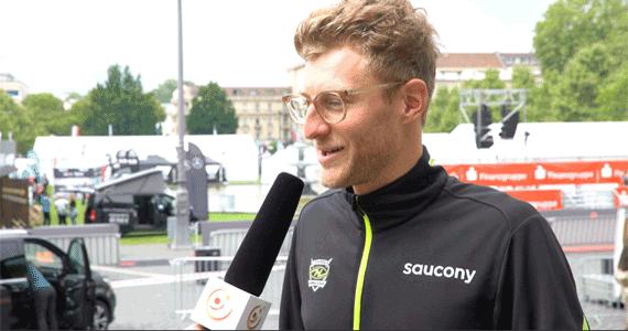 """""""Wettkampfnervosität ist normal"""" – Interview mit Profi-Triathlet Gregor Buchholz"""