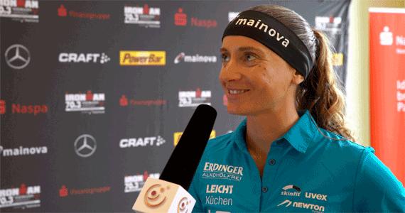 Wichtig? Balance zwischen Training und Erholung – Profi-Athletin Laura Philipp im Interview
