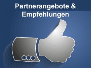 Partnerangebote & Empfehlungen