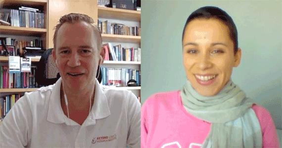 Sportverletzung: Vorsicht mit Ärzteprognosen! – Interview mit Maya Novak