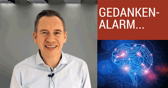Gedankenalarm und das Geheimnis hinter der Kraft der Gedanken