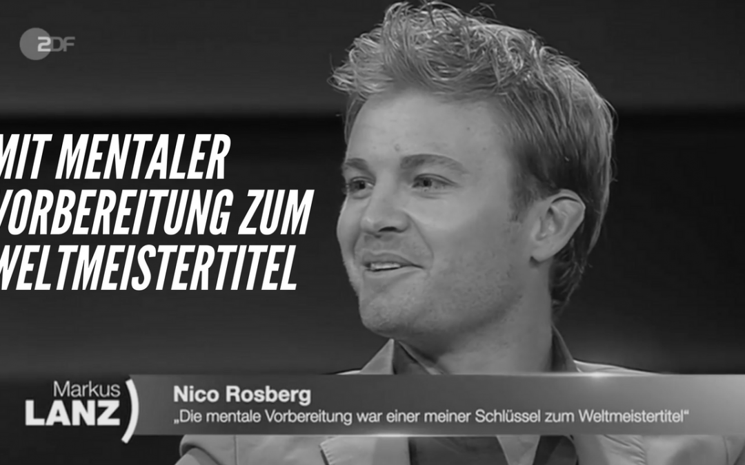 Nico Rosberg über Formel 1 und die Bedeutung des Mentaltrainings