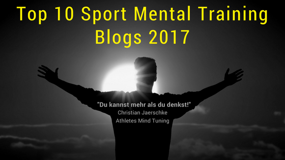 Top 10 Sportmentaltraining Blogs 2017