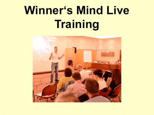 Winner's Mind Live Training