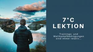 7 °C Lektion