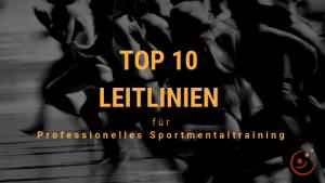 Top 10 Leitlinien