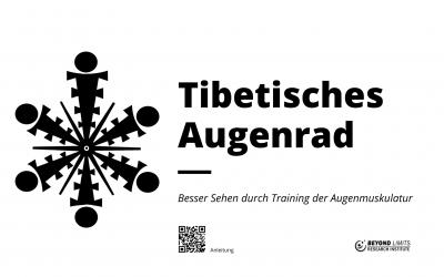 Besser Sehen mit dem Tibetischen Augenrad